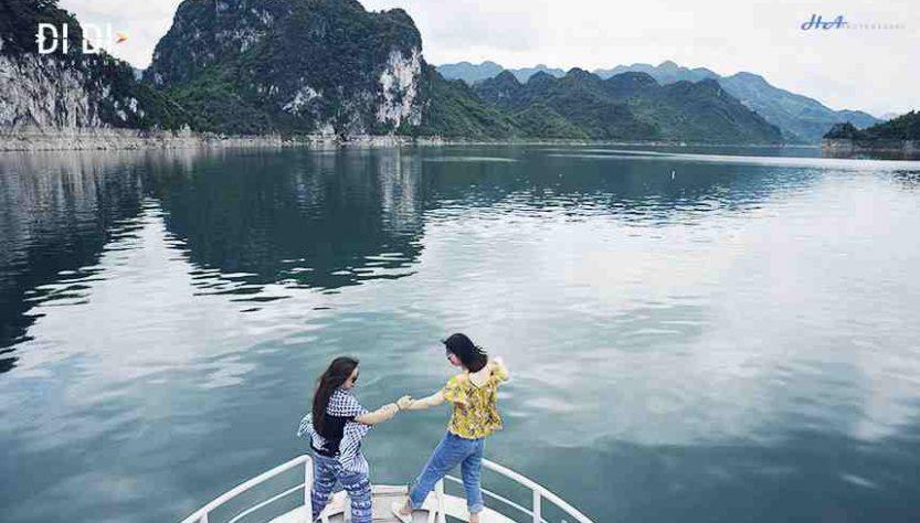 Thung Nai: Lên núi tắm biển