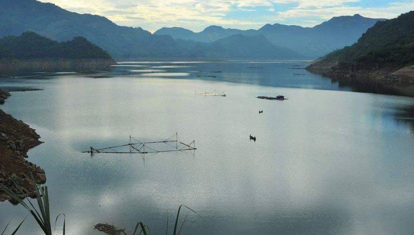 Du lịch Thung Nai, hồ Hòa Bình
