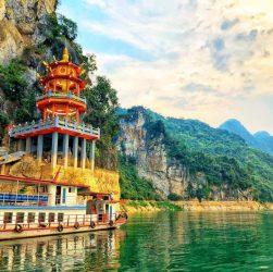Du lịch Thung Nai Thác Bờ