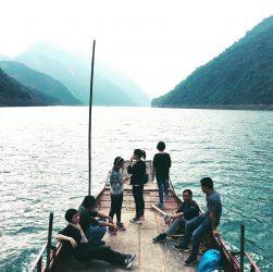 Du lịch Đà Bắc Bản Ké Hồ Hòa Bình
