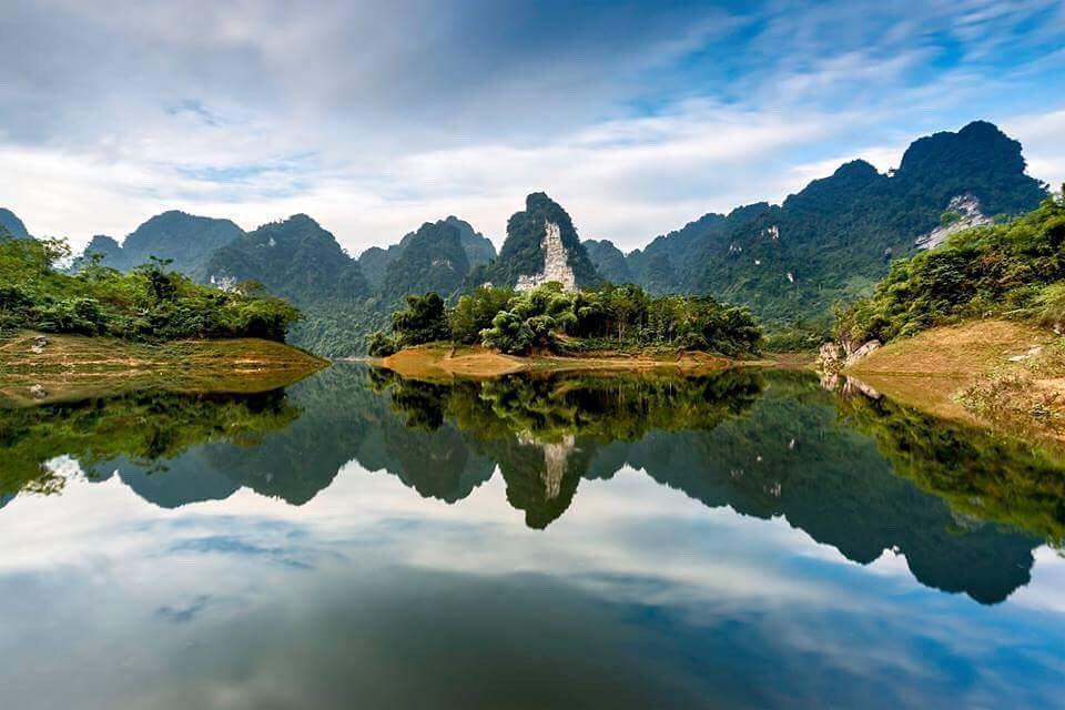 Khám phá hồ Na Hang, Tuyên Quang