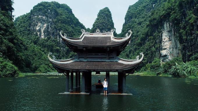 Khu du lịch Tràng An, Ninh Bình