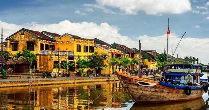 Tham quan phố cổ Hội An khi đi du lịch Đà Nẵng