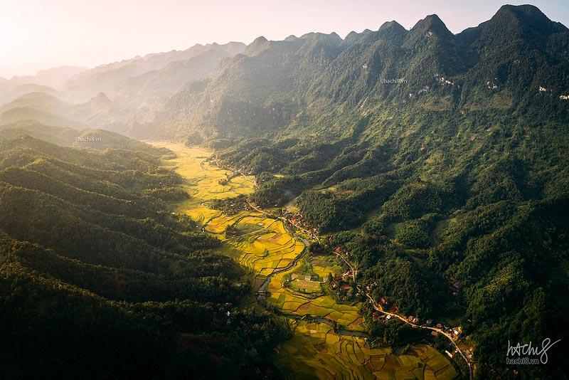 Du lịch Mai Châu - Pù Luông chiêm ngưỡng vẻ đẹp ngoạn mục của núi rừng Tây Bắc
