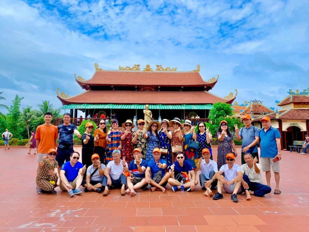 Thăm đền thờ Nguyễn Trung Trực