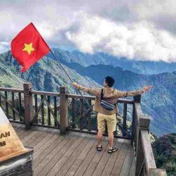 Chinh phục đỉnh Fansipan trong tour Sapa - Fansipan 3 ngày