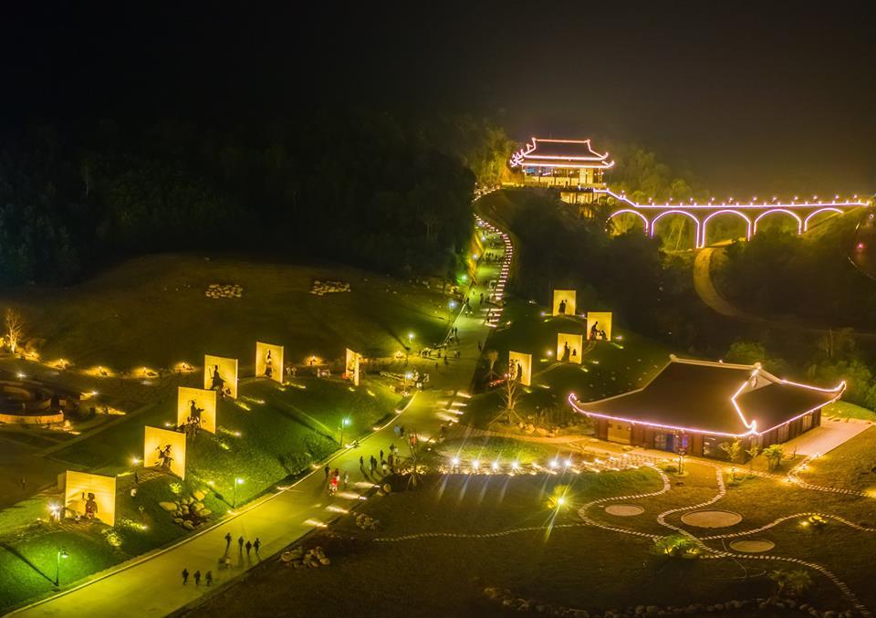Chùa Tây Yên Tử, Bắc Giang